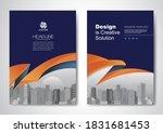 template vector design for... | Shutterstock .eps vector #1831681453