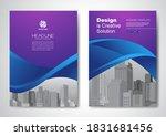 template vector design for... | Shutterstock .eps vector #1831681456