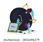 semiconductors product... | Shutterstock .eps vector #1831696279