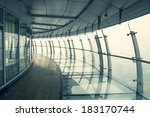 in shanghai's air corridor | Shutterstock . vector #183170744