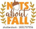 Nuts About Fall   Fall Quote