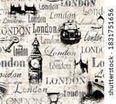 Vintage Old Newspaper Paper...