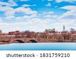 View Of Boston University...