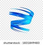 vector illustration  3d... | Shutterstock .eps vector #1831849483