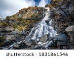 Balea Cascada Waterfall In...