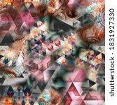Fractal Art Textile Design...