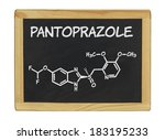 chemical formula of... | Shutterstock . vector #183195233
