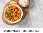 Cauliflower Stew With Curry ...