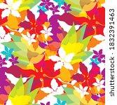 textile vector tile rapport...   Shutterstock .eps vector #1832391463