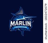 Marlin Fishing Club Logo....