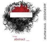 grungy abstract banner....   Shutterstock .eps vector #1832656549