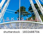 The Skystar Observation Wheel...