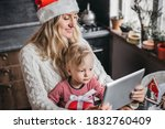 Young Caucasian Mother In New...