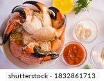 Stone Crab Claws. Colossal Crab ...