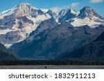 Lake Clark National Park and Preserve, Alaska, Mount Iliamna, bears