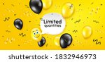 limited quantities symbol....   Shutterstock .eps vector #1832946973