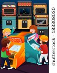 arcade,boys,cartoon,childhood,children,clip-art,clipart,drawing,electronic,female,friends,friendship,fun,game,girls