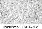 white concrete wall background...   Shutterstock . vector #1833160459