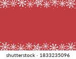 design of christmas background...   Shutterstock .eps vector #1833235096