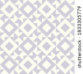 abstract geometric pattern... | Shutterstock .eps vector #1833305779