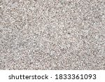 White And Pink Gravel Texture....