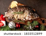 Baked Carp For The Holiday Of...