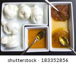 appetizer consisting of...   Shutterstock . vector #183352856