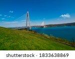 Yavuz Sultan Selim Bridge....