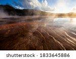 Yellowstone's Geysers And...