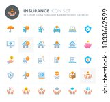 color vector icons related to...   Shutterstock .eps vector #1833662599