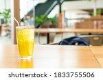 Iced Chrysanthemum Juice On...