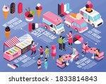 isometric horizontal... | Shutterstock .eps vector #1833814843