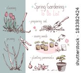 Spring Gardening To Do List