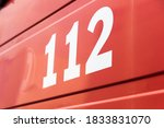 112 The Emergency Number On A...