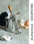 Kitchen  Vintage Whites And...