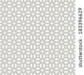 geometric pattern. ... | Shutterstock .eps vector #183396629