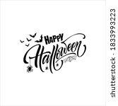 Happy Halloween Vector...