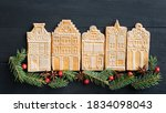 Five Homemade Gingerbread...
