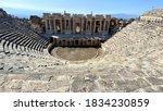 The Roman Theatre Of Hierapolis ...