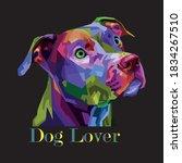 dog lover   dog lover t shirt   Shutterstock .eps vector #1834267510