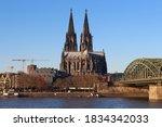 The Hohenzollern Bridge Over...