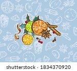 Christmas Decorations  Set  Fi...