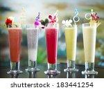 juice | Shutterstock . vector #183441254