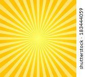 rays | Shutterstock .eps vector #183444059