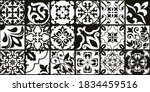 Set Of 18 Tiles Azulejos In...