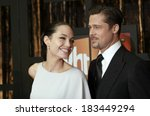 Angelina Jolie  Brad Pitt At...