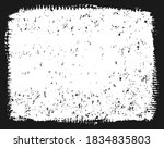 vector grunge background.grunge ... | Shutterstock .eps vector #1834835803