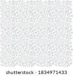 vector editable stroke line...   Shutterstock .eps vector #1834971433