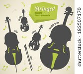 acoustic,art,audio,band,bass,bow,card,cello,classic,classical,clip,clipart,collection,concert,cutout