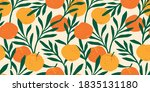 vector seamless pattern with... | Shutterstock .eps vector #1835131180